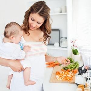 что можно кушать кормящей матери