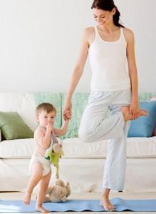 С чего же начать чтобы похудеть после родов