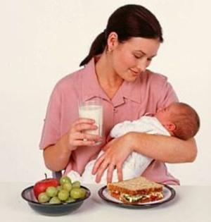 диета кормящей матери при запорах