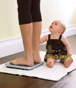 Советы по самостоятельному похудению после родов